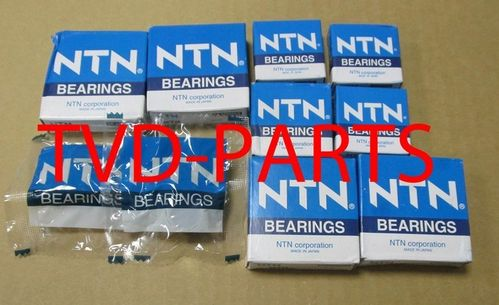 Engine bearing set NTN MB MT MTX-OT 50cc (10 bearings)