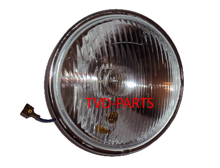 Koplamp unit Honda MB MTX-ot (std. 6v lamp)