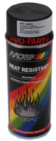 Motip spray varnish heat-proof black 400ml
