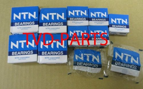 Engine NTN bearing set MBX NSR MTX-SH LC (11 bearings)