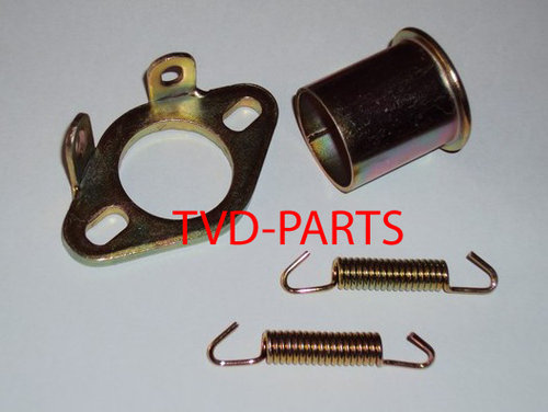 Exhaust flange NSR MB MBX 50 and 70cc