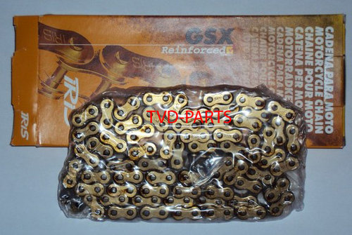Chain Iris gold 420 GSX 128 links