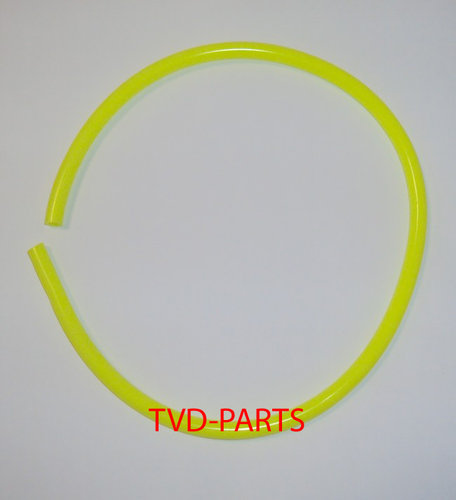 Fuel hose yellow 50cm