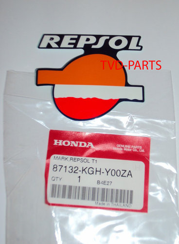 Sticker Repsol