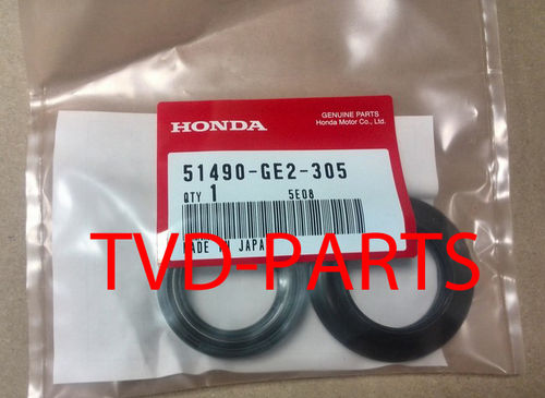 Front fork seal and dust cover original Honda MBX (for 1 leg)