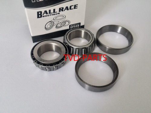 Steering bearing set tapered Honda MB MT MTX MBX NSR NS1 SSH200 (41x24x12,5 and 41x22,5x12,5mm)