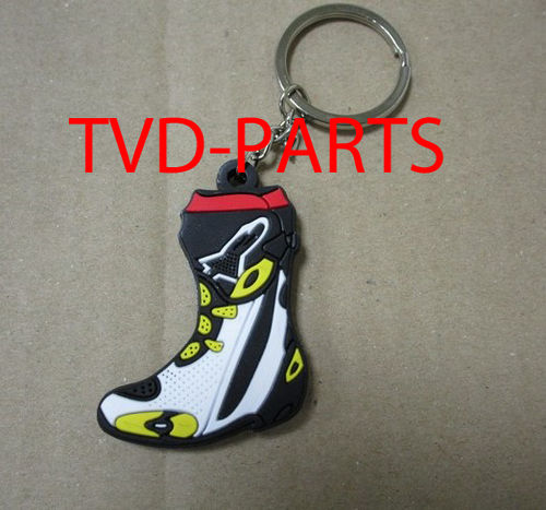 Boot key ring