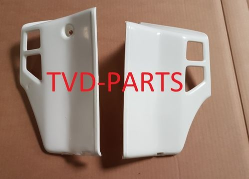 Tank covers Honda MTX-sh/r 50/80 white