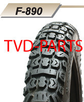 Tire 19-250 cross profile Honda MT