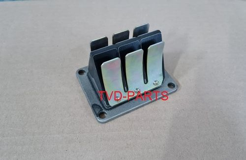 6 Valve inlet for Euro cylinder with big intake