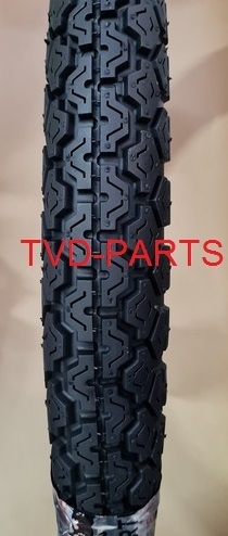 Tyre 19-2.75 Honda MT road profile
